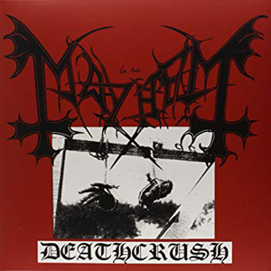 MAYHEM - Deathcrush - CD