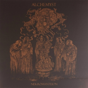 ALCHEMYST - Nekromanteion - CD