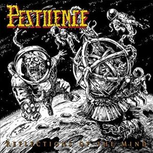 PESTILENCE – Reflections of the Mind - CD