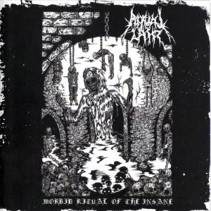 RITUAL LAIR - Morbid Ritual of The Insane - MCD