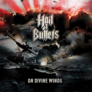 HAIL OF BULLETS - On Divine Winds - CD