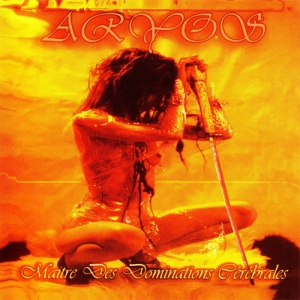 ARYOS - Maître Des Dominations Cérébrales - CD