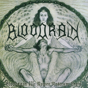 BLOODRAIN - III: Nomen Nostrum Legio - CD