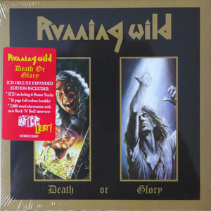 RUNNING WILD - Death or Glory - 2xDIGI-CD