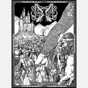 ELFFOR - Impious Battlefields - A5-DIGI-CD