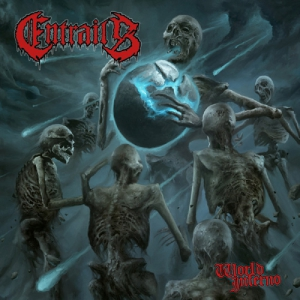 ENTRAILS - World Inferno - DIGI-CD