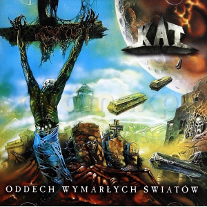 KAT – Oddech Wymarłych Światów - DIGI-CD