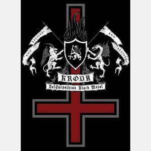 KRODA - Helcarpathian Black Metal - POSTER-FLAG
