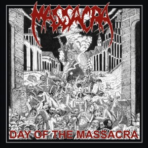 MASSACRA - Day of the Massacra - CD