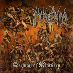 PYREXIA - Sermon of Mockery - DIGI-CD