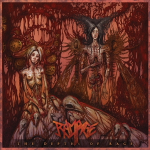RAM-PAGE - The Depths of Rage - CD